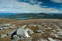Looking to Meall a Bhuachaille from Creag a' Chalamain, Cairngorm National Park, Badenoch & Speyside