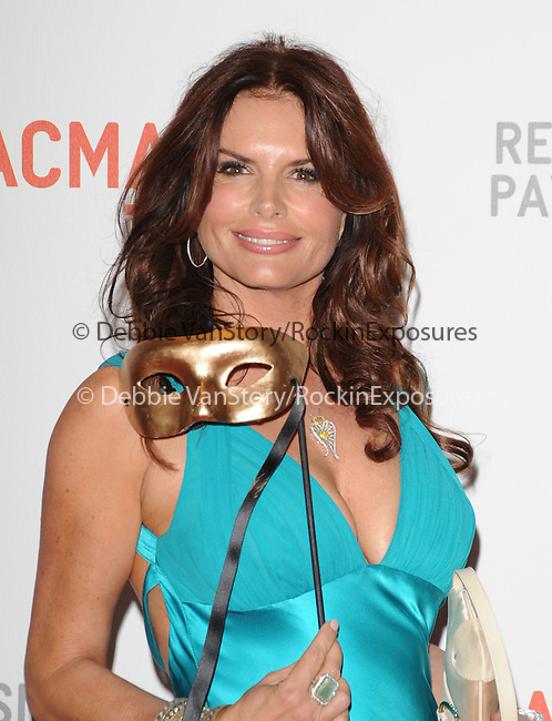 """Roma Downey  at LACMA's """"The Unmasking"""" The Lynda & Stewart Resnick Exhibition Pavilion Opening Gala at       The Los Angeles County Museum of Art in Los Angeles, California on September 25,2010                                                                               © 2010 DVS / Hollywood Press Agency"""