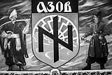 Asov Batailion in Mariupol