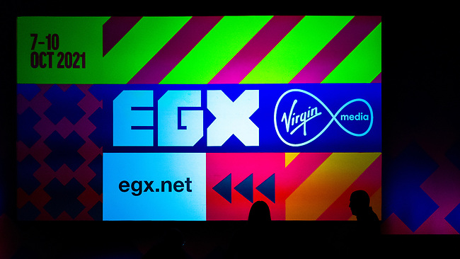 EGX 2021 in London, Thursday, 7th of October 2021. EGX is a celebration of gaming all under one roof - If you like games, then EGX is for you - play everything from indie games to titles you know and love. Photo: AMMP/Maciek Musialek