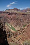 Colorado River from the Tonto Plateau, Grand Canyon National Park, northern Arizona. .  John offers private photo tours in Grand Canyon National Park and throughout Arizona, Utah and Colorado. Year-round. . John offers private photo tours in Grand Canyon National Park and throughout Arizona, Utah and Colorado. Year-round.