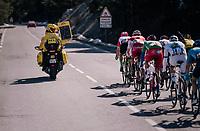 time-keeping<br /> <br /> 76th Paris-Nice 2018<br /> stage 6: Sisteron > Vence (198km)