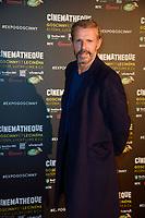 LAMBERT WILSON - Vernissage de l' exposition Goscinny - La Cinematheque francaise 02 octobre 2017 - Paris - France