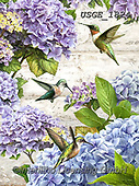 Dona Gelsinger, REALISTIC ANIMALS, REALISTISCHE TIERE, ANIMALES REALISTICOS, paintings+++++,USGE1824,#a#, EVERYDAY,hummingbirds