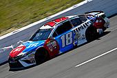Monster Energy NASCAR Cup Series<br /> AXALTA presents the Pocono 400<br /> Pocono Raceway, Long Pond, PA USA<br /> Sunday 11 June 2017<br /> Kyle Busch, Joe Gibbs Racing, M&M's Red, White & Blue Toyota Camry<br /> World Copyright: Rusty Jarrett<br /> LAT Images<br /> ref: Digital Image 17POC1rj_3273