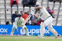Shubman Gill is caught on the pad and LBW to Tim Southee during India vs New Zealand, ICC World Test Championship Final Cricket at The Hampshire Bowl on 22nd June 2021