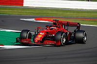 16 LECLERC Charles (mco), Scuderia Ferrari SF21, action during the Formula 1 Pirelli British Grand Prix 2021, 10th round of the 2021 FIA Formula One World Championship from July 16 to 18, 2021 on the Silverstone Circuit, in Silverstone, United Kingdom -<br /> Formula 1 GP Great Britain Silverstone 18/07/2021<br /> Photo DPPI/Panoramic/Insidefoto <br /> ITALY ONLY