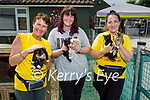 The volunteers of the Sera Husky Sanctuary in Lisselton hosting their Adopt a Kitten Day on Sunday, l to r: Martina O'Connor, Megan Canty and Liz Browne.