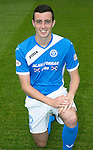 St Johnstone FC photocall Season 2016-17<br />Joe Shaughnessy<br />Picture by Graeme Hart.<br />Copyright Perthshire Picture Agency<br />Tel: 01738 623350  Mobile: 07990 594431