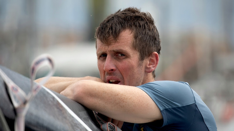 Disappointed in Roscoff - Tom Dolan rues the loss of a top ten finish on leg 3