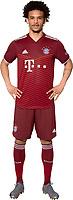 29th August 2021; Munich, Germany; FC Bayern Munich official team portraits for season 2021-22:  Leroy Sane