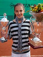14-08-10, Hillegom, Tennis, NJK, Vanenburg