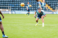 Garry Thompson of Wycombe Wanderersduring the Open Training Session in front of supporters during the Wycombe Wanderers 2016/17 Team & Individual Squad Photos at Adams Park, High Wycombe, England on 1 August 2016. Photo by Jeremy Nako.