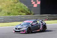 Rounds 3,4 & 5 of the 2020 British Touring Car Championship. #99 Jade Edwards. PHSC with BTC Racing. Honda Civic Type R.