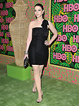 Michelle Trachtenberg at The HBO Post Emmy party held at The Plaza at The Pacific Design Center in Beverly Hills, California on August 29,2010                                                                   Copyright 2010  Hollywood Press Agency