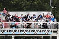 Spectators look on during Essex CCC vs Gloucestershire CCC, LV Insurance County Championship Division 2 Cricket at The Cloudfm County Ground on 5th September 2021
