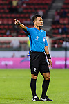 FIFA Referee Ryuji Sato of Japan gestures during the AFC Asian Cup UAE 2019 Round of 16 match between South Korea (KOR) and Bahrain (BHR) at Rashid Stadium on 22 January 2019 in Dubai, United Arab Emirates. Photo by Marcio Rodrigo Machado / Power Sport Images