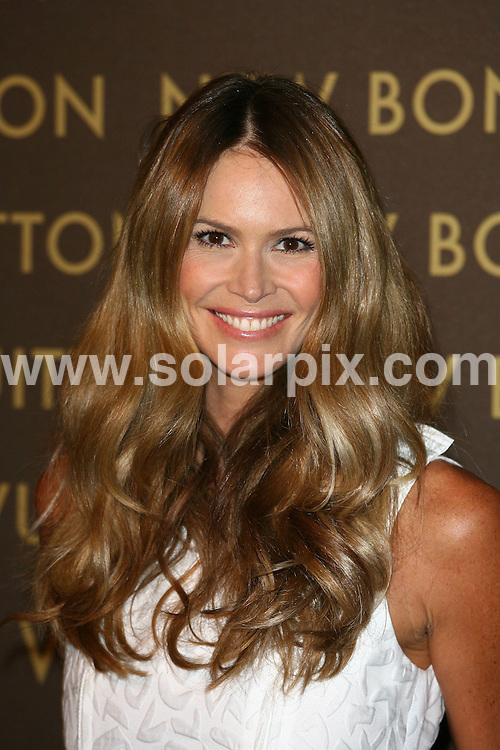 **ALL ROUND PICTURES FROM SOLARPIX.COM**.**WORLDWIDE SYNDICATION RIGHTS**.arrivals at the Louis Vuitton Bond Street Maison After Party in London, UK. 25 May 2010..This pic: Elle Macpherson..JOB REF: 11314 LNJ     DATE: 25_05_2010.**MUST CREDIT SOLARPIX.COM OR DOUBLE FEE WILL BE CHARGED**.**MUST NOTIFY SOLARPIX OF ONLINE USAGE**.**CALL US ON: +34 952 811 768 or LOW RATE FROM UK 0844 617 7637**