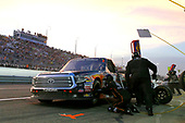 NASCAR Camping World Truck Series<br /> Drivin' For Linemen 200<br /> Gateway Motorsports Park, Madison, IL USA<br /> Saturday 17 June 2017<br /> Christopher Bell, JBL Toyota Tundra pit stop<br /> World Copyright: Russell LaBounty<br /> LAT Images
