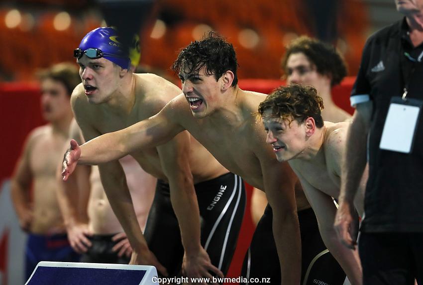 Session 4. AON New Zealand Short Course Swimming Championships. Waterworld, Te Rapa, Hamilton. Wednesday 7 October 2020 Photo: Simon Watts/www.bwmedia.co.nz/SwimmingNZ
