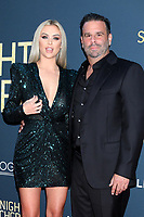 LOS ANGELES - JUL 19:  Lala Kent, Randall Emmett at Midnight in the Switchgrass Special Screening at Regal LA Live on July 19, 2021 in Los Angeles, CA