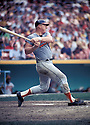 Baltimore Orioles Boog Powell(26) in action during a game from his 1971 season.  Boog Powell played for 17 years with 3 different teams and was a 4-time All-Star, American League MVP in 1970 and was inducted to the Baseball Hall of Fame in 1983.David Durochik/SportPics