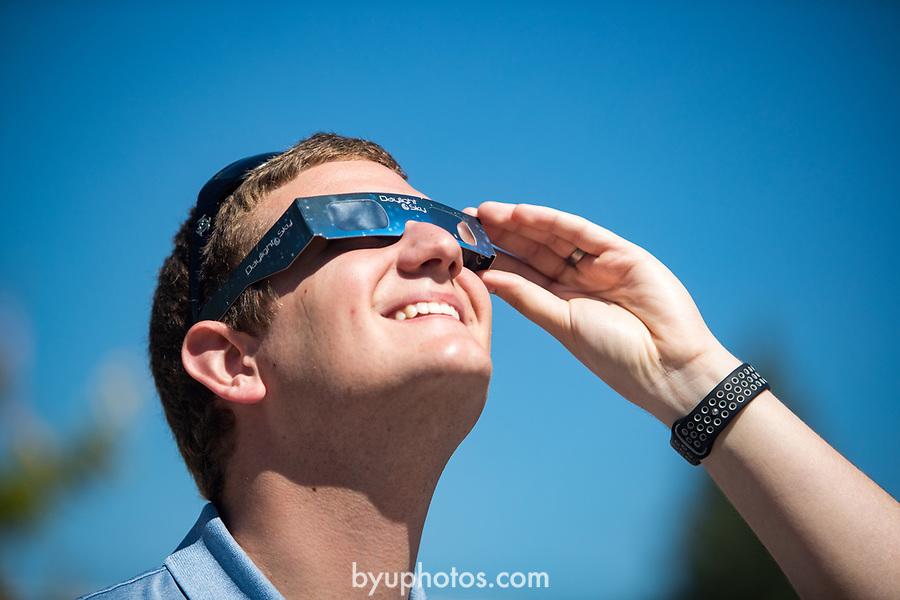 Eclipse_7<br /> <br /> Solar Eclipse on BYU Campus<br /> <br /> August 21, 2017<br /> <br /> Photography by Savanna Richardson/BYU<br /> <br /> © BYU PHOTO 2017<br /> All Rights Reserved<br /> photo@byu.edu  (801)422-7322