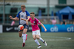HKFC Captain's Select vs Kitchee during the Main tournament of the HKFC Citi Soccer Sevens on 22 May 2016 in the Hong Kong Footbal Club, Hong Kong, China. Photo by Lim Weixiang / Power Sport Images