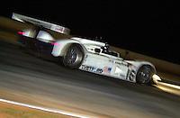 Butch Leitzinger  #16  Dyson Racing  class: LMP900