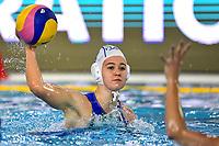 Sofia Giustini of Italy <br /> Italy ITA - Israel ISR <br /> Trieste (Italy) 22/01/2021 Bruno Bianchi Aquatic Center <br /> Fina Women's Water Polo Olympic Games Qualification Tournament 2021 <br /> Photo Andrea Staccioli / Deepbluemedia / Insidefoto