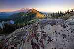 Mt. Shasta wilderness, California