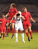OSU vs. CSUB 10-03-2007 Men's Soccer