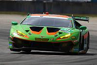 #19 GRASSER RACING TEAM(AUT) LAMBORGHINI HURACAN GT3 GTD - MISHA GOIKHBERG (RUS) FRANCK PERERA (FRA) TIM ZIMMERMANN (DEU)