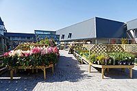 COPY BY TOM BEDFORD<br /> Pictured: The garden centre of the store.<br /> Re: Trago Mills Mega Store, which opened its doors in Merthyr Tydfil, and is the largest store in Wales, UK. It is a £65m investment creating 350 jobs in one of Britain's biggest unemployment blackspots