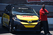 Richie Crampton, DHL, Top Fuel Dragster, Toyota, Sienna