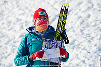 Tour of Anchorage ski race Sunday, March 7, 2021 in Anchorage, Alaska.