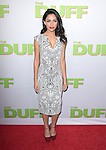 Bianca Santos attends The CBS Films Los Angeles fan screening of THE DUFF held at The TCL Chinese 6 Theater  in Hollywood, California on February 12,2015                                                                               © 2015 Hollywood Press Agency
