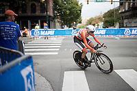 Ellen Van Dijk (NLD)<br /> <br /> Women TT<br /> UCI Road World Championships / Richmond 2015