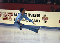 Charles Tickner of the United States competes at the 1978 World Figure Skating Championships in Ottawa, Canada. Photo copyright Scott Grant