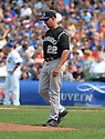 Colorado Rockies Walt Weiss (22) during a game against the Chicago Cubs on July 29, 2014 at Wrigley Field in Chicago, IL. The Cubs beat the Rockies 4-3.