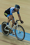 Jason Mansbridge of the IND competes in the Men Elite - Omnium IV Points Race 25KM category during the Hong Kong Track Cycling National Championships 2017 at the Hong Kong Velodrome on 18 March 2017 in Hong Kong, China. Photo by Chris Wong / Power Sport Images