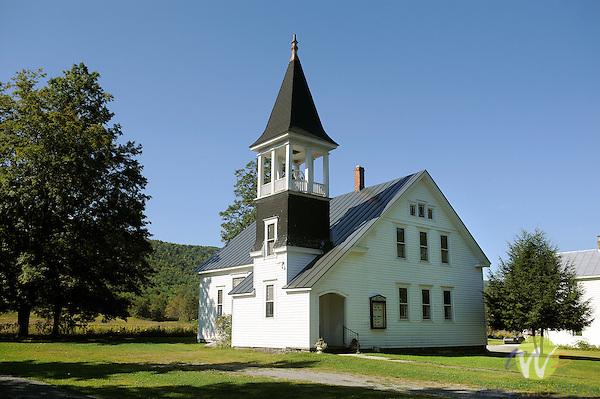 West Fulton Methodist Church. West Fulton, NY