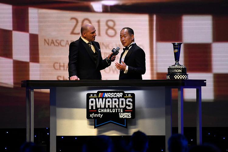 #16: Brett Moffitt, Hattori Racing Enterprises, Toyota Tundra AISIN Group