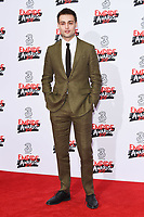 Douglas Booth<br /> arriving for the Empire Film Awards 2017 at The Roundhouse, Camden, London.<br /> <br /> <br /> ©Ash Knotek  D3243  19/03/2017