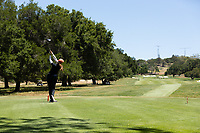 STANFORD, CA - MAY 10: Maisie Filler at Stanford Golf Course on May 10, 2021 in Stanford, California.