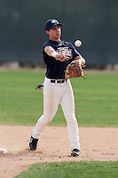 January 16, 2010:  Drake Roberts (Washington, TX) of the Baseball Factory American Team during the 2010 Under Armour Pre-Season All-America Tournament at Kino Sports Complex in Tucson, AZ.  Photo By Mike Janes/Four Seam Images