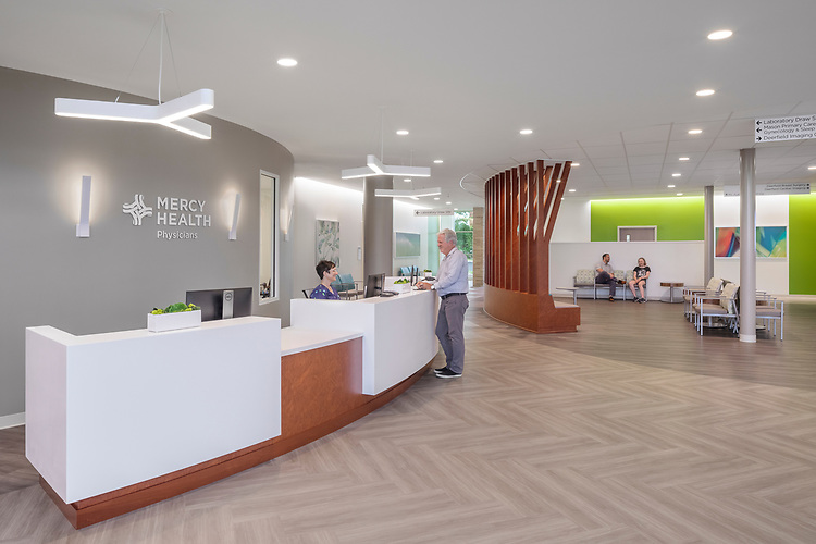 Mercy Health Deerfield Medical Center | GBBN