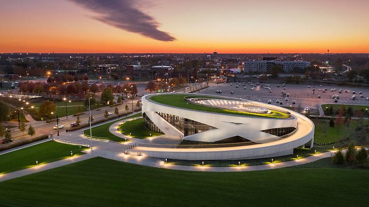National Veteran's Memorial & Museum