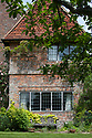 South End of Vann House, Surrey, mid June. Built by John Childe, the then owner and mayor of Guildford, in the late 17th century.