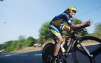Alberto Contador (ESP)<br /> <br /> Tour de France 2013<br /> stage 11: iTT Avranches - Mont Saint-Michel <br /> 33km